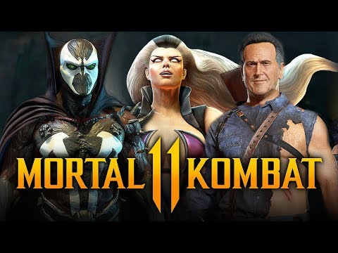 Mortal Kombat 11, characters of the DLC: here is when will