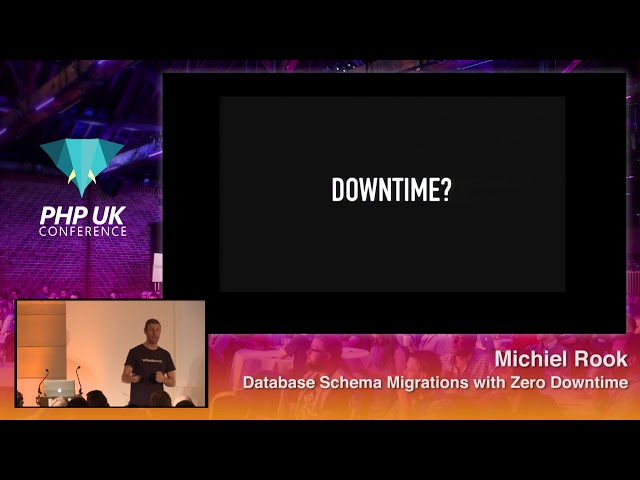 Database Schema Migrations with Zero Downtime