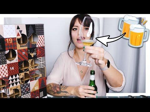 Ich teste einen Bier 🍺 Adventskalender! (Teil 1)