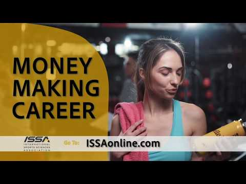 Become an ISSA Certified Personal Trainer Today! - YouTube