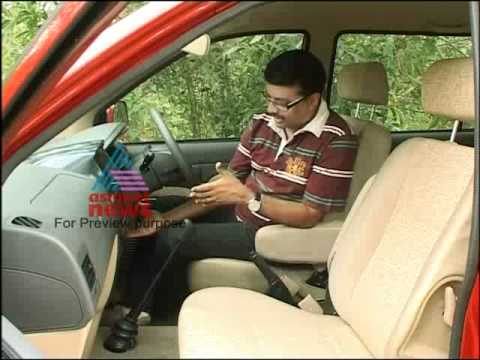 """Chevrolet Tavera""-Smart Drive 13,May 2012 Part 1"