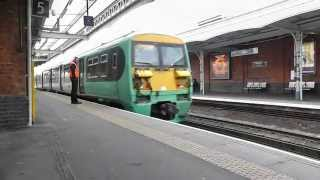 preview picture of video '456009+456004 Depart Purley'