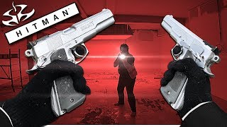Airsoft War: Hitman 2 In Real Life - First Person Shooter (FPS)!