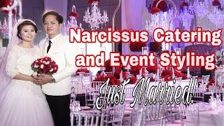 NARCISSUS CATERING AND EVENT STYLING