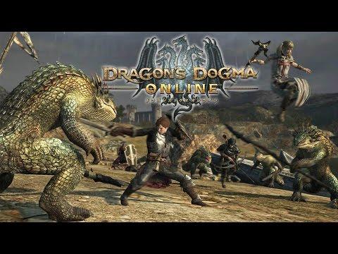 Dragon's Dogma Online Playstation 4