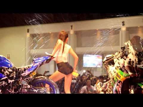 Sexy Carwash - Bangkok Auto Salon 2015 - P3