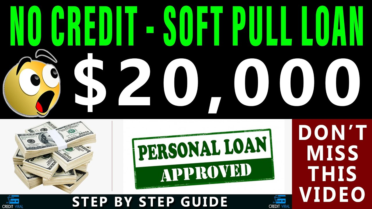 How to Get $20,000 Personal Loan Without Any Credit Inspect? thumbnail