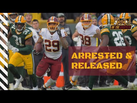 Washington RB Derrius Guice Arrested and Released