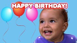 Happy Birthday Ashlynn | Birthday Song | Kids Songs | Happy Birthday to You | FUNTASTIC TV