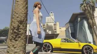 Felix Da Housecat - Ready 2 Wear (GTA V Music Video)
