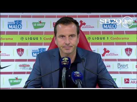 Brest - Rennes | La réaction des coaches