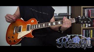 【Bang Dream! / バンドリ】Roselia「Neo-Aspect」Guitar Cover