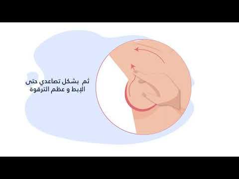 الوقاية من سرطان الثدي عند المراة ذات الاحتياجات الخاصة