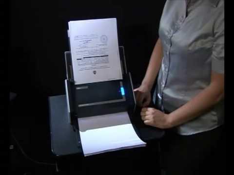 escaner fujitsu scansnap s1500