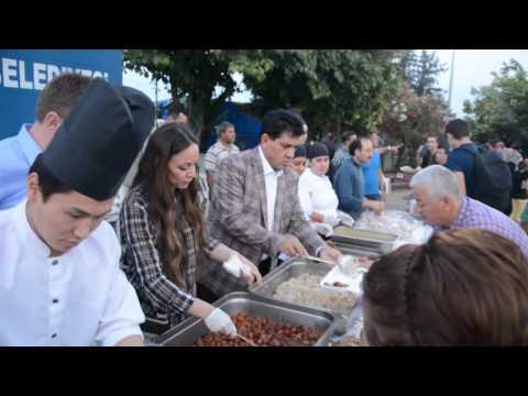 Gül'den iftar servisi