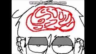 ULTRASOUND Animated flipnote music video (Johnny Massacre)