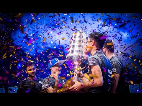 Memories of ESL One Cologne 2017