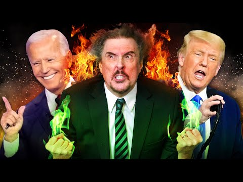 "WE'RE ALL DOOMED – Trump vs. Biden ft. ""Weird Al"" Yankovic"