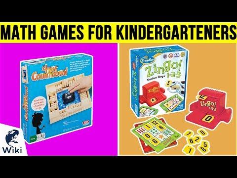 10 Best Math Games For Kindergartners 2019