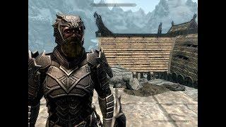 Skyrim Новое оружие и броня