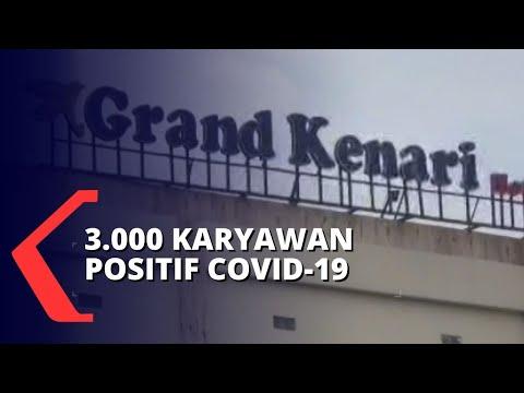 3.000 Karyawan di Karawang Terpapar Covid-19