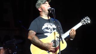 Aaron Lewis Outside and the story behind the song Pittsburgh 8-22-13