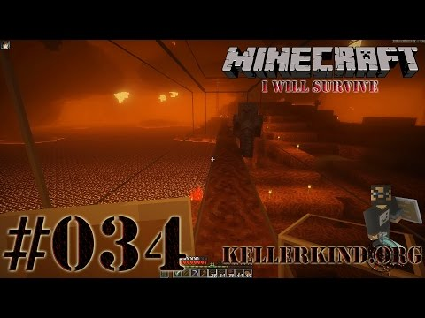 Minecraft: I will survive #034 - Ein Gang aus Glas ★ EmKa plays Minecraft [HD|60FPS]