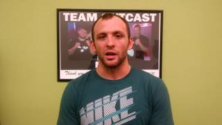 Walkout FC: 5 - John Hambleton - Pre Fight Interview