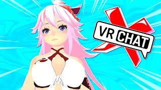 why VRCHAT should be illegal