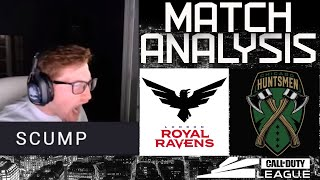 SCUMP and ARCITYS GO OFF To Win CDL SEATTLE! Chicago Huntsmen vs London Royal Ravens Match Analysis!