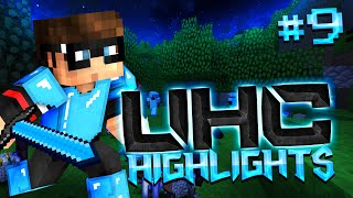Minecraft UHC Highlights #9: Running Low On Durability & Patience