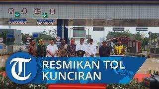 Video Peresmian Tol Kunciran-Serpong, Jokowi: Warga Tak Lagi Tua di Jalan