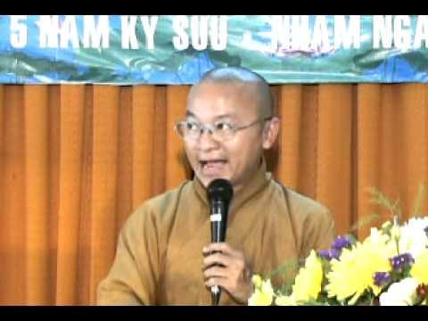 Vấn đáp: Lạy Phật và song tu Thiền Tịnh (19/08/2008)