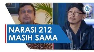 Abu Janda Kritik Reuni Akbar 212: Narasi 212 Tak Mewakili Seluruh Umat Islam di Indonesia