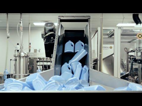 Germo: produzione disinfettanti dal 1956