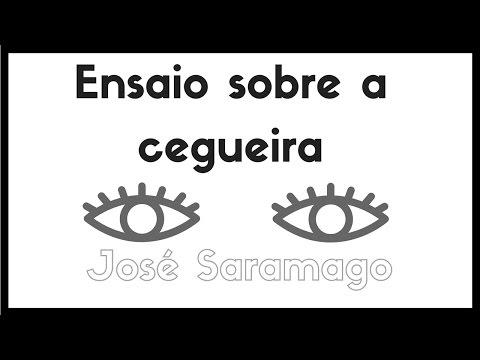 Resenha Ensaio sobre a cegueira - José Saramago // NICE IS