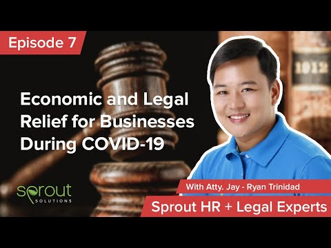 Episode 7: Economic and Legal Relief for Businesses During COVID-19