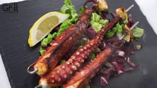 Cuocere il polpo con WeGrill And More
