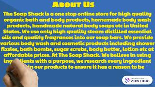 High quality Homemade body wash products
