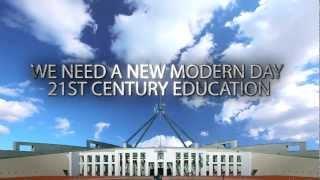Jamie McIntyre Launches 21st Century Australia Party (By Jamie McIntyre)