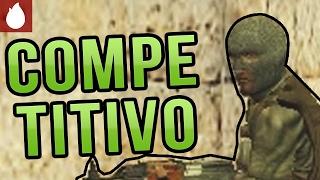 CS 1.6 2017 COMPETITIVO ONLINE #1 - Minha Equipe Me Kickou!! (GAMEPLAY CS 2017 HD)