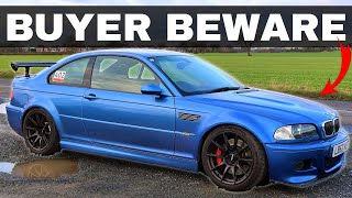 WATCH THIS Before Buying An e46 M3