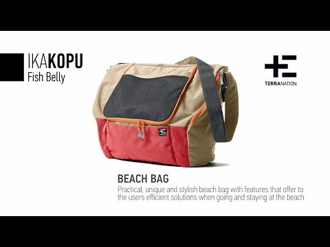 Ika Kopu Beach Bag