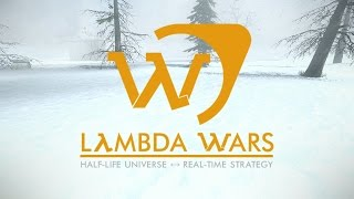 Lambda Wars Trailer: Snow Wars