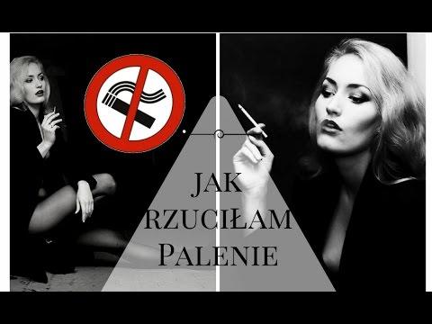 I przestać pić palenie