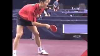 How to Hold a Table Tennis Racket | Killerspin