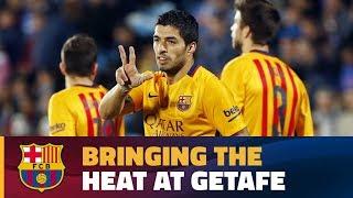 Generous helping of goals at Getafe in recent seasons