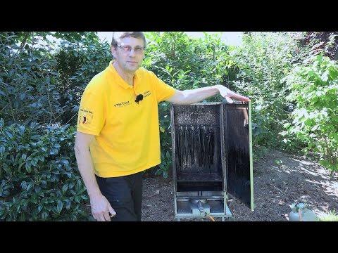 Forellenrezepte Teil 1: Räuchern im Räucherschrank