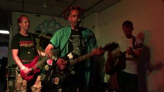 Chuck Mosley - Crab Song (Faith No More song), live in New York 2017