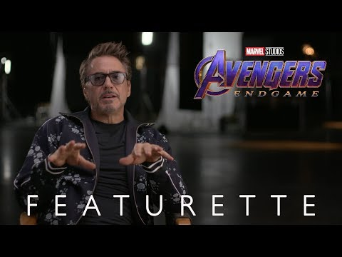 Avengers: Endgame Movie Trailer